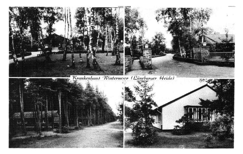 19500000_Ansichtskarte 11 Krankenhaus Wintermoor - Verlag FH Meyer