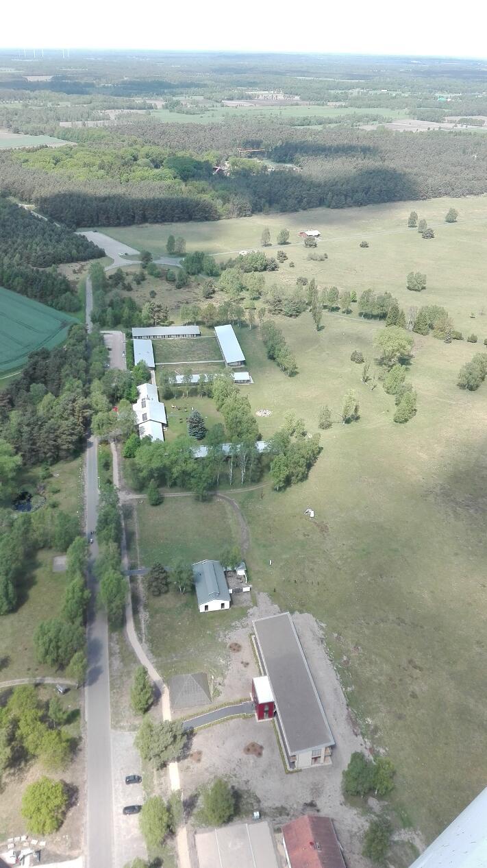 Luftbild Camp Reinsehlen Tagungsgebäude Im Mai 2017 Web