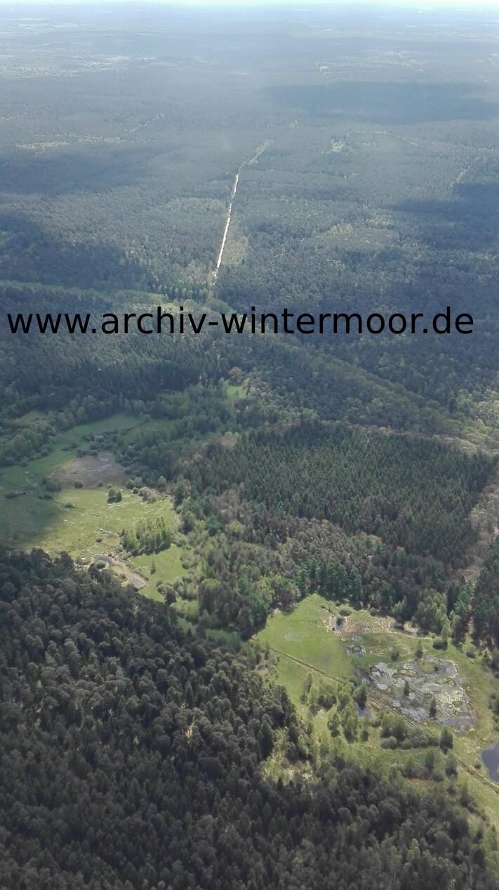 Luftbild Este Niedermoor Bei Grassahl Im Mai 2017 Web