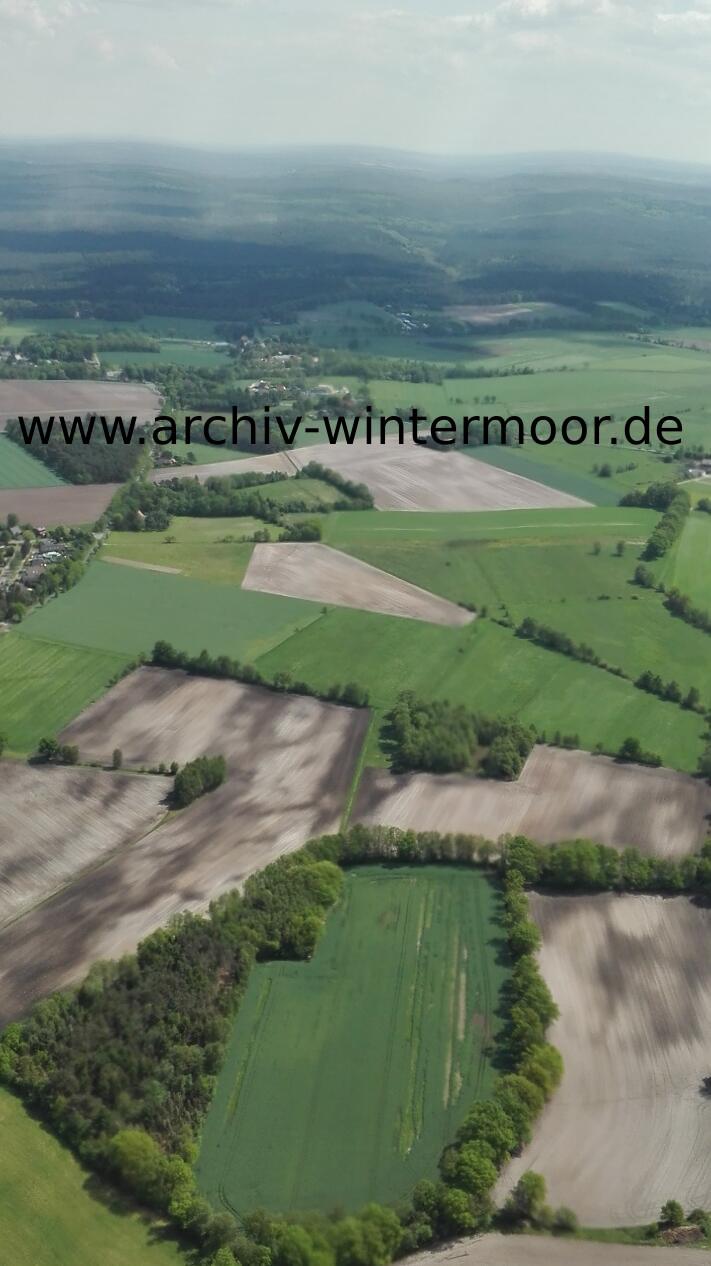 Luftbild Twisselbruch Und Ehrhorner Heuweg Im Mai 2017 Web