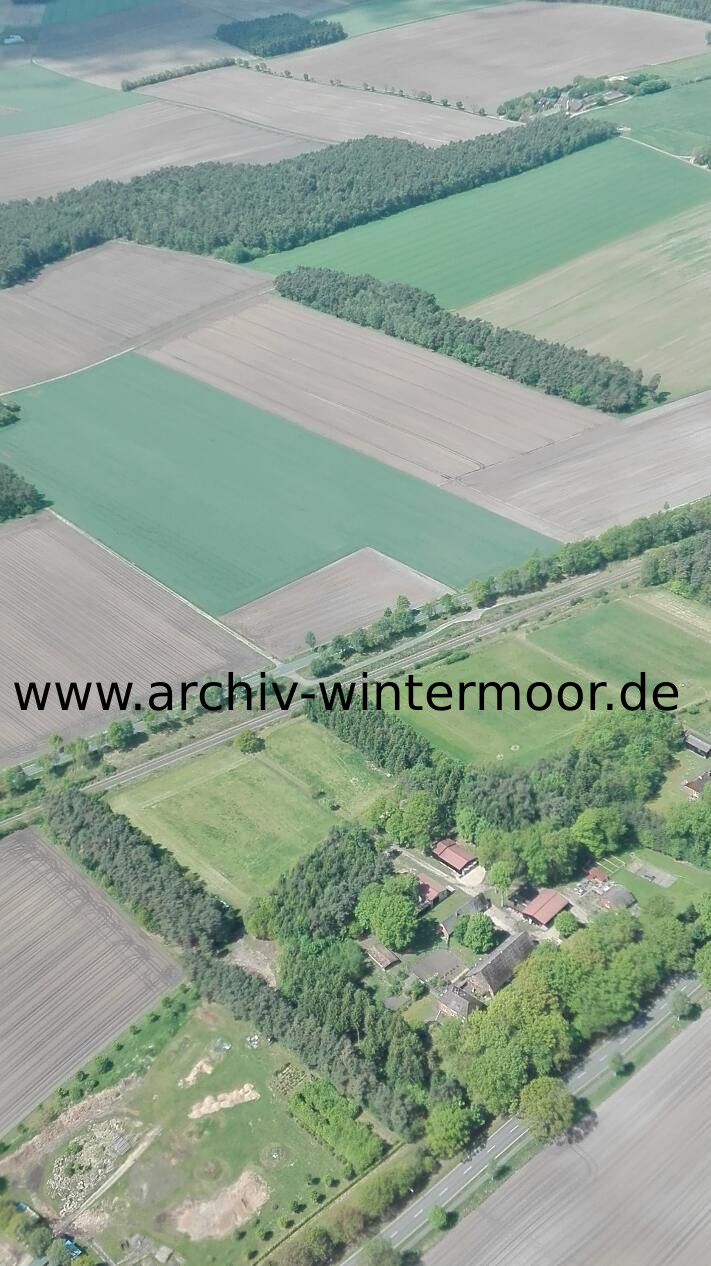 Luftbild Weseloh Bundesstraße Im Mai 2017 Web
