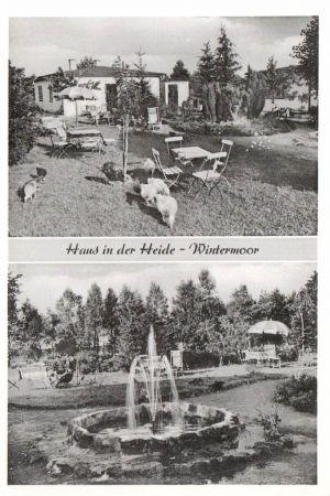 19560000_Wintermoor_Ansichtskarte Haus in der Heide H. Oestereich - Verlag Rud. Reher Hamburg
