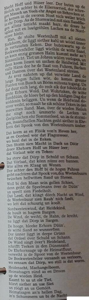 5 Der Niedersachse -1991 - De Beetenbuur un de Ehrhorn-Sage Teil 3-2