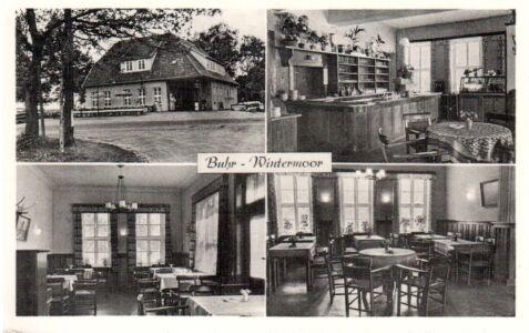 Ansichtskarte Buhr Wintermoor - um 1955 - Verlag Reher 69