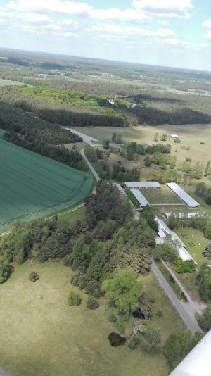 Luftbild Camp Reinsehlen Ehemalige Werkstätten Im Mai 2017 Web