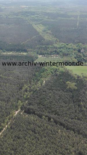 Luftbild Ehrhorn Wegkreuzung Heimbuch Nach Wehlen Im Mai 2017 Web
