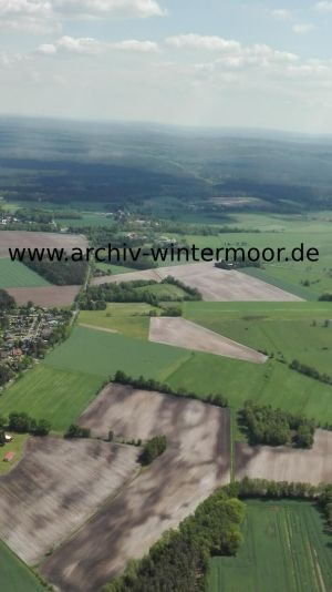 Luftbild Ehrhorner Heuweg Von Westen Aus Im Mai 2017 Web