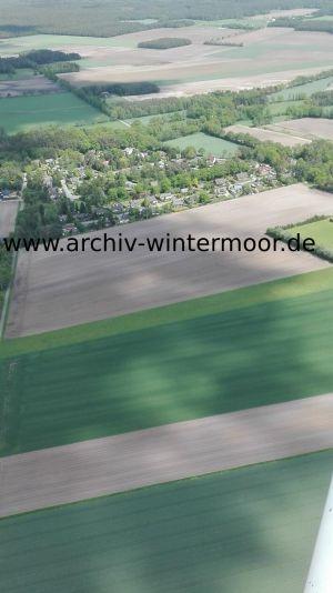 Luftbild Feld Vor Den Höfen Und Triftstraße Im Mai 2017 Web