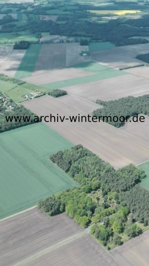 Luftbild Friedhof Wintermoor Im Mai 2017 Web