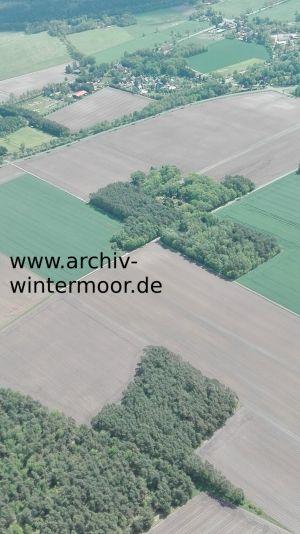 Luftbild Friedhof Von Nordwesten Aus Im Mai 2017 Web