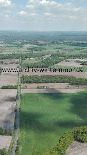 Luftbild L 171 Vor Schule Wintermoor-Geversdorf Im Mai 2017 Web