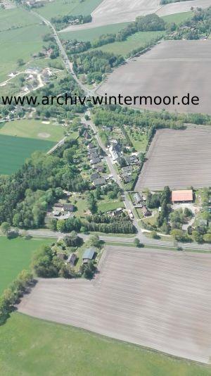 Luftbild Schulweg Mit Sichtachse Ehrhorner Heuweg Im Mai 2017 Web