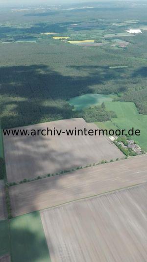 Luftbild Sprengplatz Todtshorner Heide In Kamperheide Mai 2017 Web