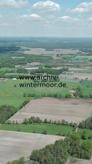 Luftbild Wintermoorer Straße Und Konny Ruschmeyer Im Mai 2017 Web