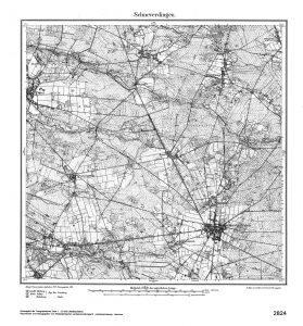 Wintermoor auf der Karte der Preußische Landesaufnahme von 1897, Blatt 2824 Schneverdingen, Quelle: Auszug aus den Geobasisdaten der Niedersächsischen Vermessungs- und Katasterverwaltung, LGLN (www.lgln.de)