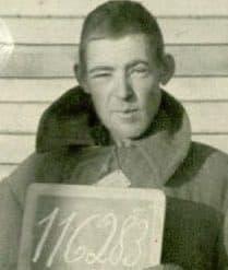 Foto Michail Karagodin, aus der Gefangenenakte von 1941 - OBD-Memorial 300795786