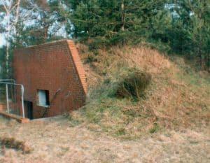 Gebäude vom Wasserwerk Ehrhorn, 1993
