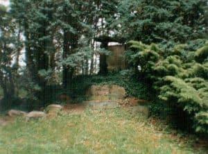 Ehrenmal in Wintermoor-Geversdorf, 1993