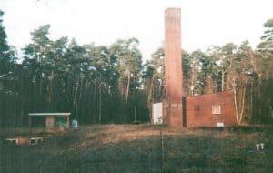 Kläranlage der ENDO-Klinik 1998