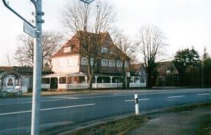 Hotel Heidehof, Wintermoor, Dezember 1998