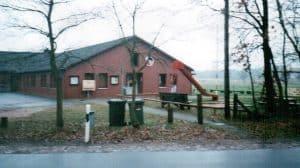 Sportplatz SG Wintermoor 68 im Dezember 1998
