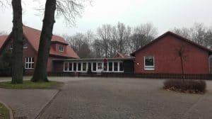Kindergarten Wintermoor im Januar 2017