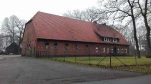 Meiersbur vom Kirchweg aus im Januar 2017