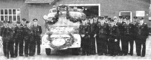 25 Jahre Freiwillige Feuerwehr - aus Chronik 200 Jahre Wintermoor-Geversdorf