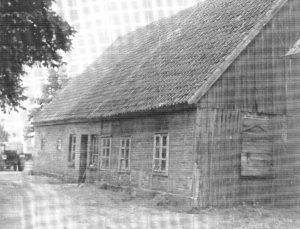 Lehrerhaus - aus Chronik 200 Jahre Wintermoor-Geversdorf