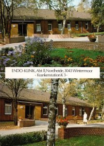 ENDO-Klinik Station K3 - Ansichtskarte Kantine Manke