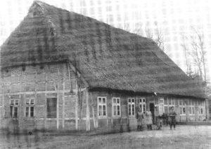 Burvohs - Altes Bauernhaus aus der Chronik 200 Jahre Wintermoor-Geversdorf