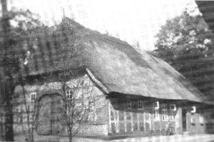Hökerbur, aus: Chronik 200 Jahre Wintermoor-Geversdorf
