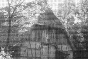Deckerkate - aus Chronik 200 Jahre Wintermoor-Geversdorf