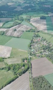 Ehrhorner Heuweg von Osten im Mai 2017_Detail