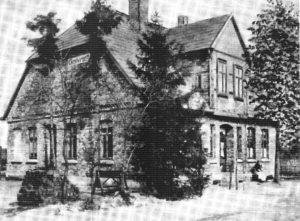 Gasthaus Meyer - aus Chronik 200 Jahre Wintermoor-Geversdorf 1