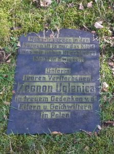 Grabstein Zeonon Uglenica