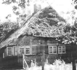 Häuslingshaus Vor den Höfen 18 - aus Chronik-200-Jahre-Wintermoor-Geversdorf