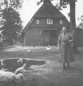 Gers-Mudder - aus 200 J Colonie Wintermoor