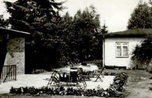 Haus in der Heide Garten