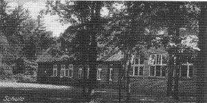 Schule Wintermoor - aus 200 J Colonie Wintermoor