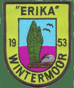 Wappen vom Schützenverein Erika Wintermoor