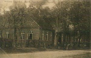 Wilkens Gasthaus Barrl um 1926
