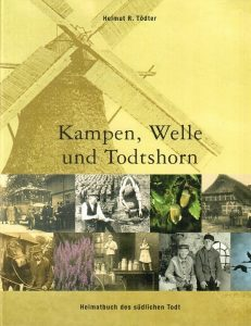 Titelbild Kampen, Welle und Todtshorn von Helmut Tödter 2005