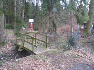 Estebrücke Zur Forst 2017