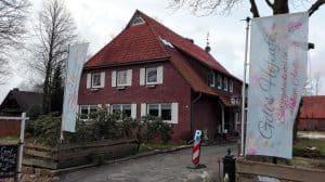 Gelis Café in der Wintermoorer Straße 29 im März 2017