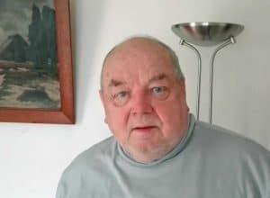 Hans Slonka im März 2017