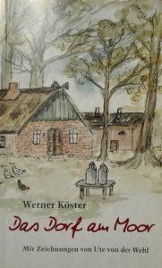 Buchcover: Werner Köster - Das Dorf am Moor