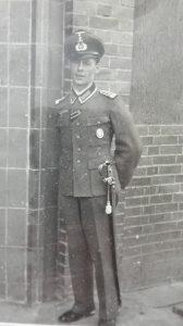 Hans Michael beim Kavallerie-Regiment 13