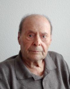 Hans Michael im Mai 2017