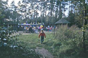Schulfest am Jugenddorf 1985